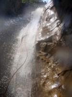 Découverte du Canyon des Acles, Hautes-Alpes, activités initiation à sportif