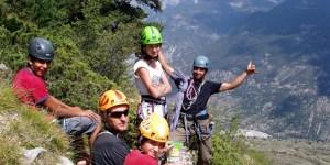 Hautes-Alpes : grande voie à la journée ou en stage