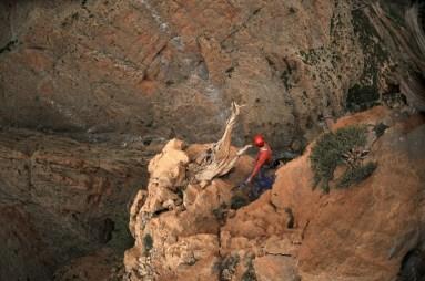 perspective abyssale, Taghia (Maroc)