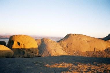 granite de Tesnou (Algérie)
