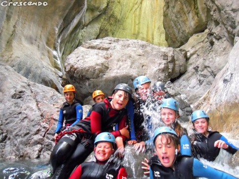 Fournel gorge