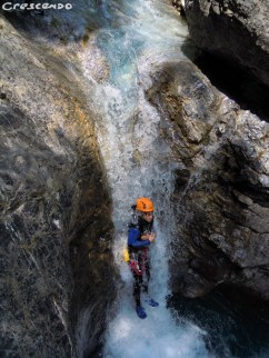 Fournel, canyoning guillestre