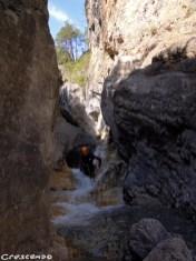 Canyon - Canyoning - Séjour et vacances été en montagne