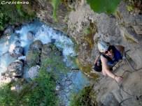 Simi Reizen - Via Ferrata - que faire dans les hautes alpes en été