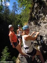 via ferrata Pelvoux - activités extrèmes - Hautes Alpes