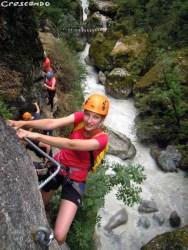 Via ferrata - stages et sorties dans les Hautes Alpes