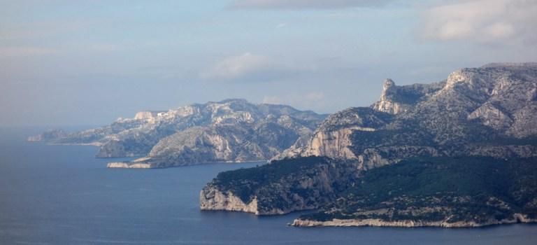 «L'autre Calanques» : le Cap Canaille