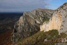 Verdon - Courchon - Stage d'escalade en falaise