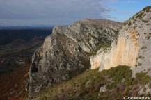 Verdon - Courchon - Stage d'escalade en falaise