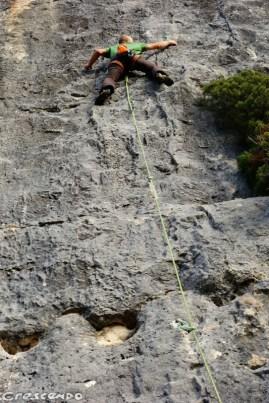 moniteur d'escalade Verdon - Quinson