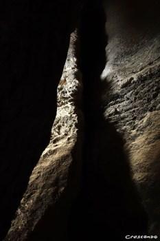 grotte du 14 juillet - moniteur escalade calanques - stage grandes voies