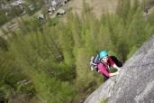 Ailefroide Draye - stage escalade terrain d'aventure