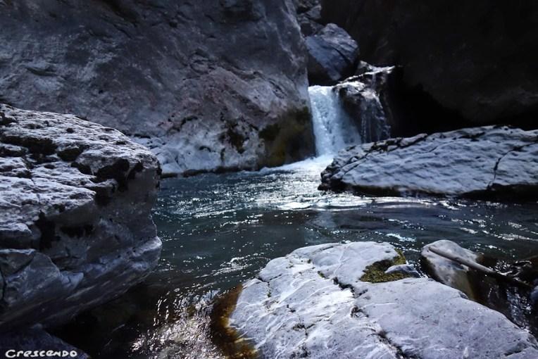 canyoning sportif gouffre
