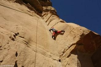 fissure en trad, escalade, découvrir le terrain d'aventure