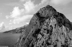escalade Calanques, Sormiou, découvrir la grande voie