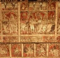 fresques à Virupaksha