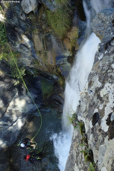 moniteur canyon 05, stage canyoning 05
