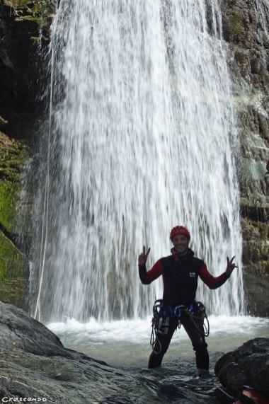 canyoning Briançon, canyon hautes-alpes, canyoning