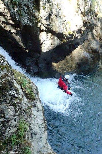 Oules canyon, canyon 05, canyon espert 05