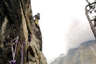 stage escalade 05, stage escalade grande voie, séjour grande voie alpes