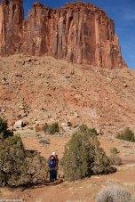 grande voie Utah, escalade Utah, grimper en Utah