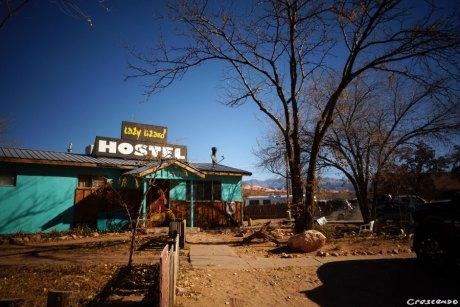 Lizard Hostel, gîte Moab