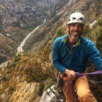 climbing guide, canyoning guide