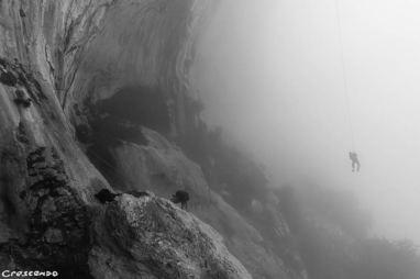 Babala climbing, babala escalade, partir grimper