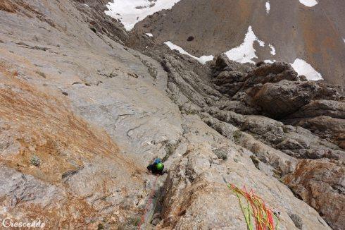 sejour grande voie, Aladaglar escalade, voyage grimpe