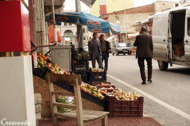camardi street, voyage Turquie