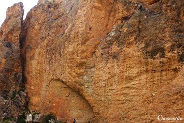 escalade Aladaglar, voie sportive Turquie, climbing Aladaglar
