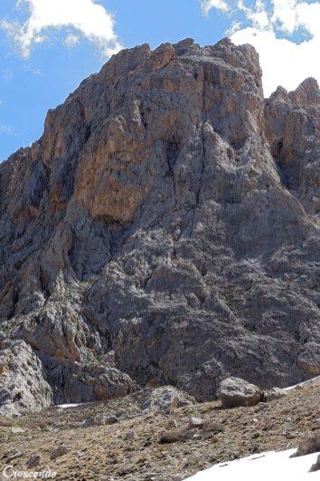 grande voie Turquie, grimper en Turquie, Aladaglat Mountain