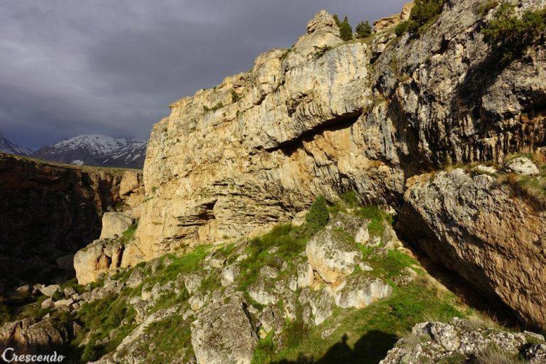Kazikli canyon, climbing turquey, escalade Turqui