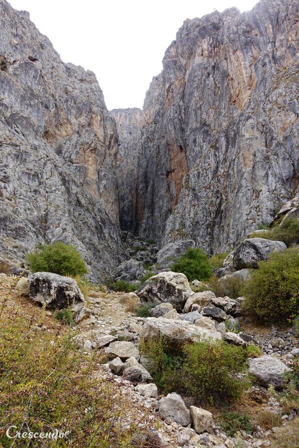 canyon Taurus, escalade étranger, grimpe en Turquie