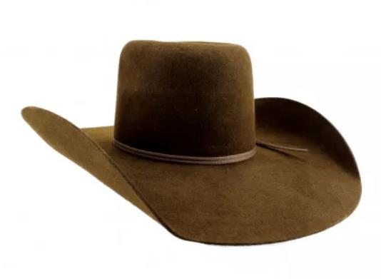 chapeu-de-couro-marrom