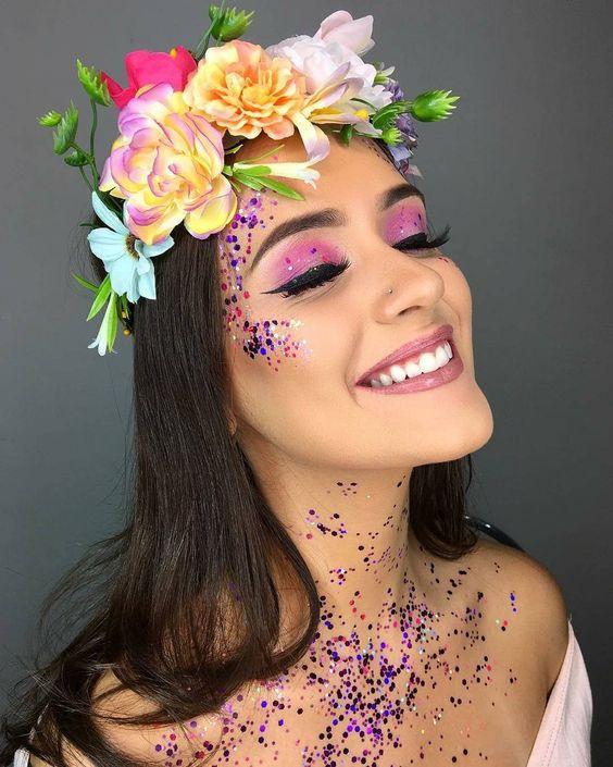 maquiagem-glitter-carnaval-make