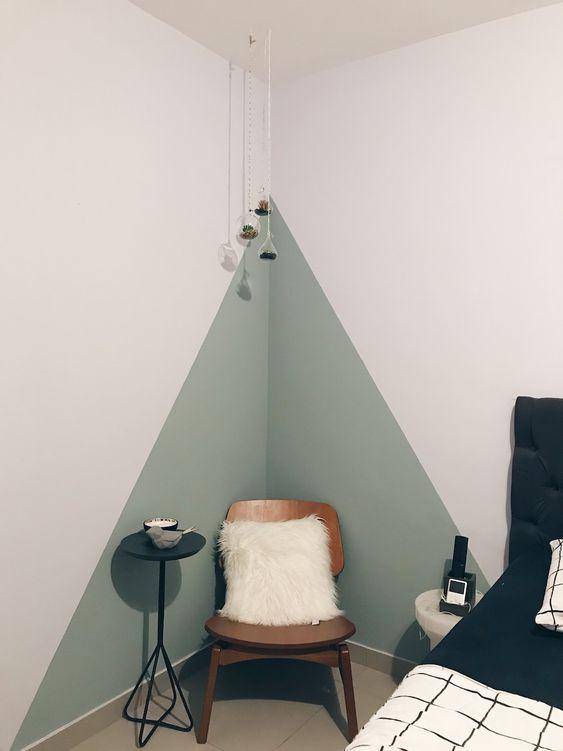 pinturas-parede-triangular
