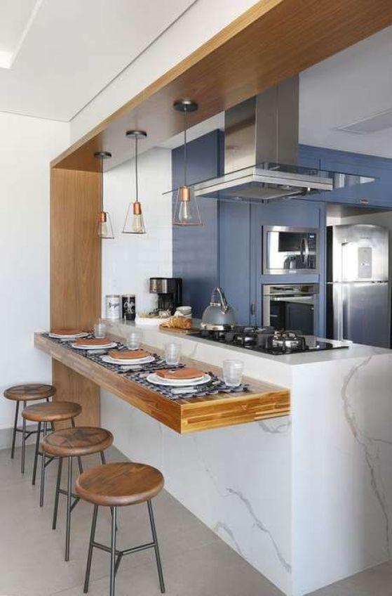 ideias de cozinha pequena