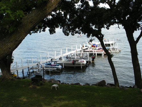 Okoboji Boat Dock and Resort