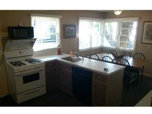 Okoboji Vacation Rental House Kitchen