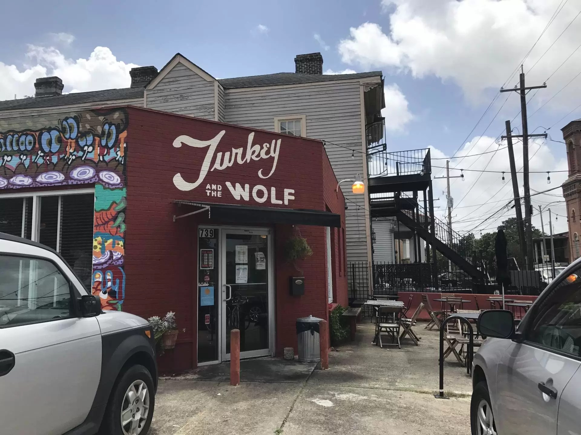 Turkey and the Wolf  Comfort Food with a Twist  Crescent City Living