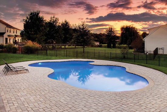 Pool Deck Design And Construction Contracting Service