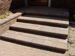Basic, but Nice Brick Steps
