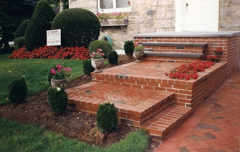 steps and stoops design construction