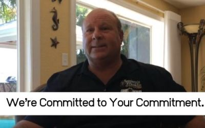 We're Committed to Your Commitment Part 4