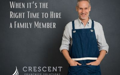 When it's the Right Time to Hire a Family Member