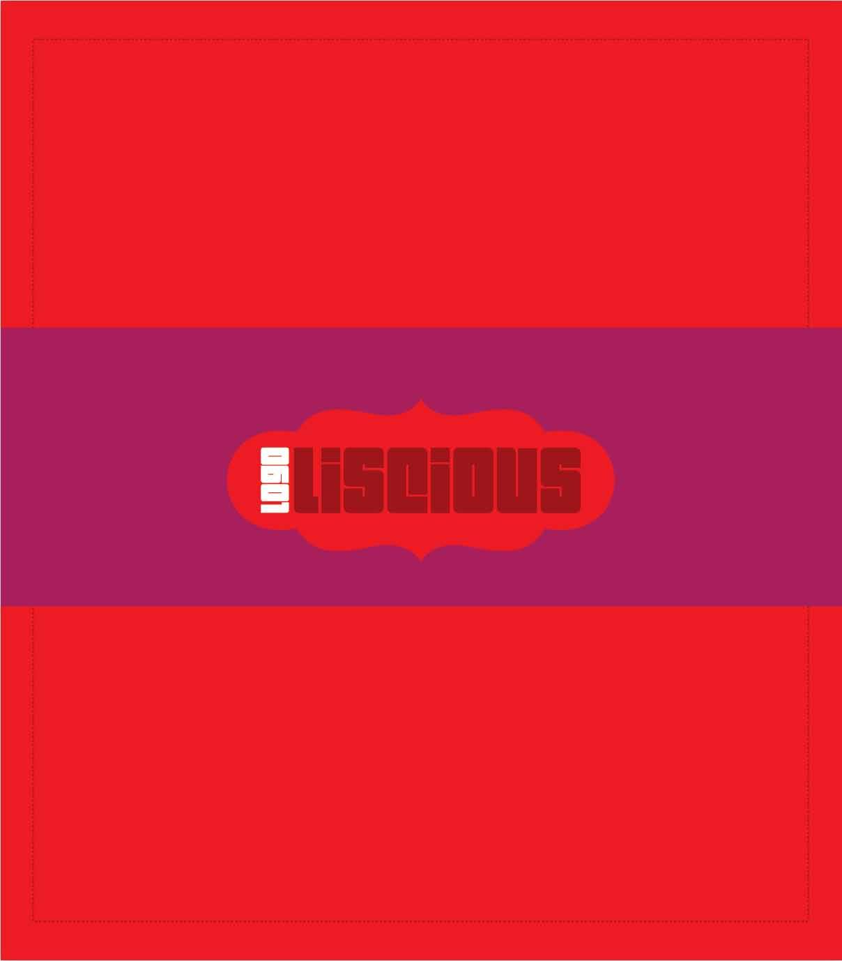 Red purple Logo-liscious