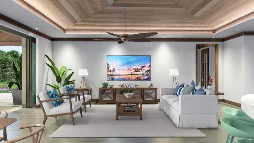 Lanikeha 607 Anapuni Loop living room and great room