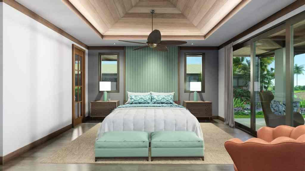 Lanikeha 607 Anapuni Loop master bedroom