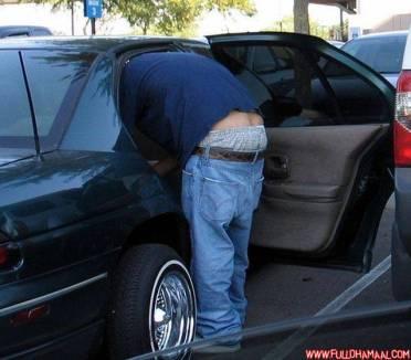 Sagging pants 1